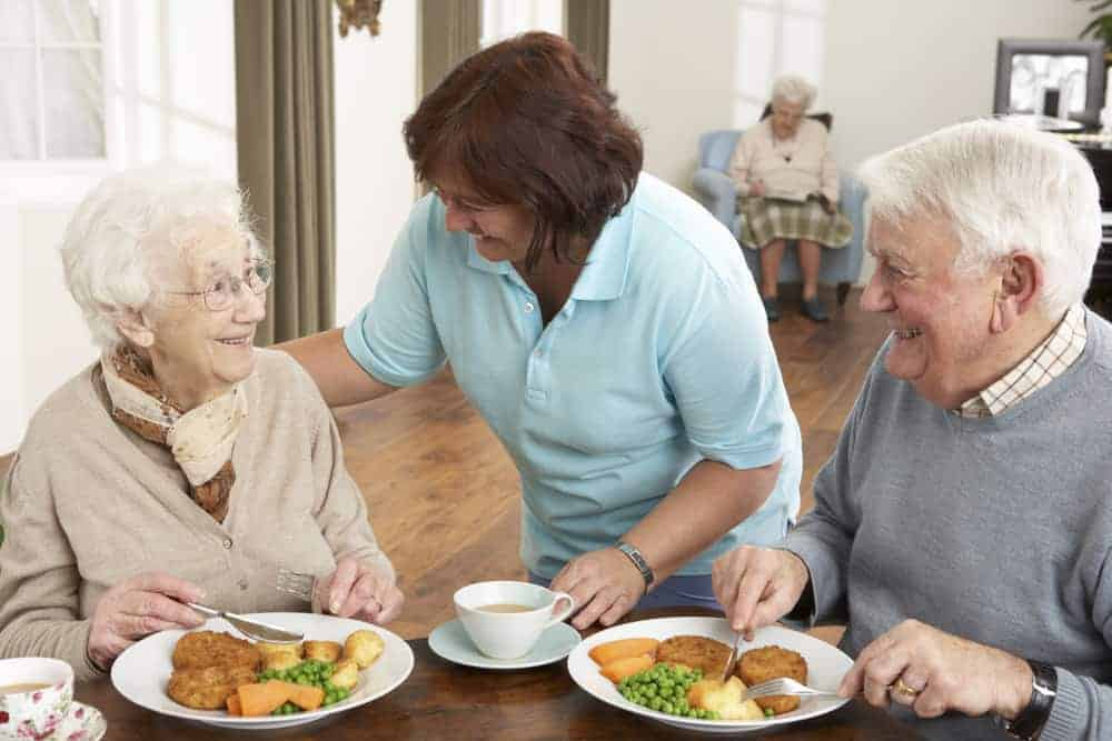 Senior care can help food insecurity