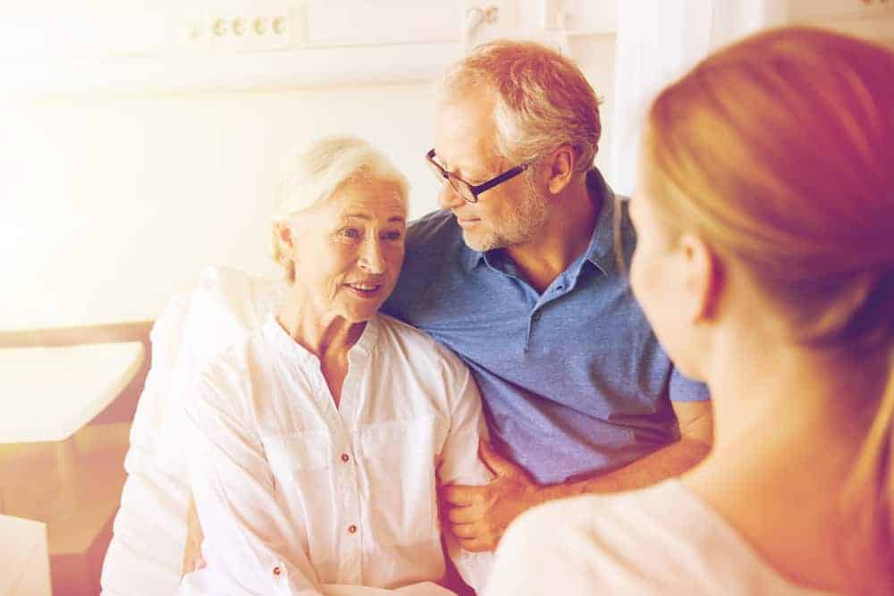 Talking with your parents about senior home care