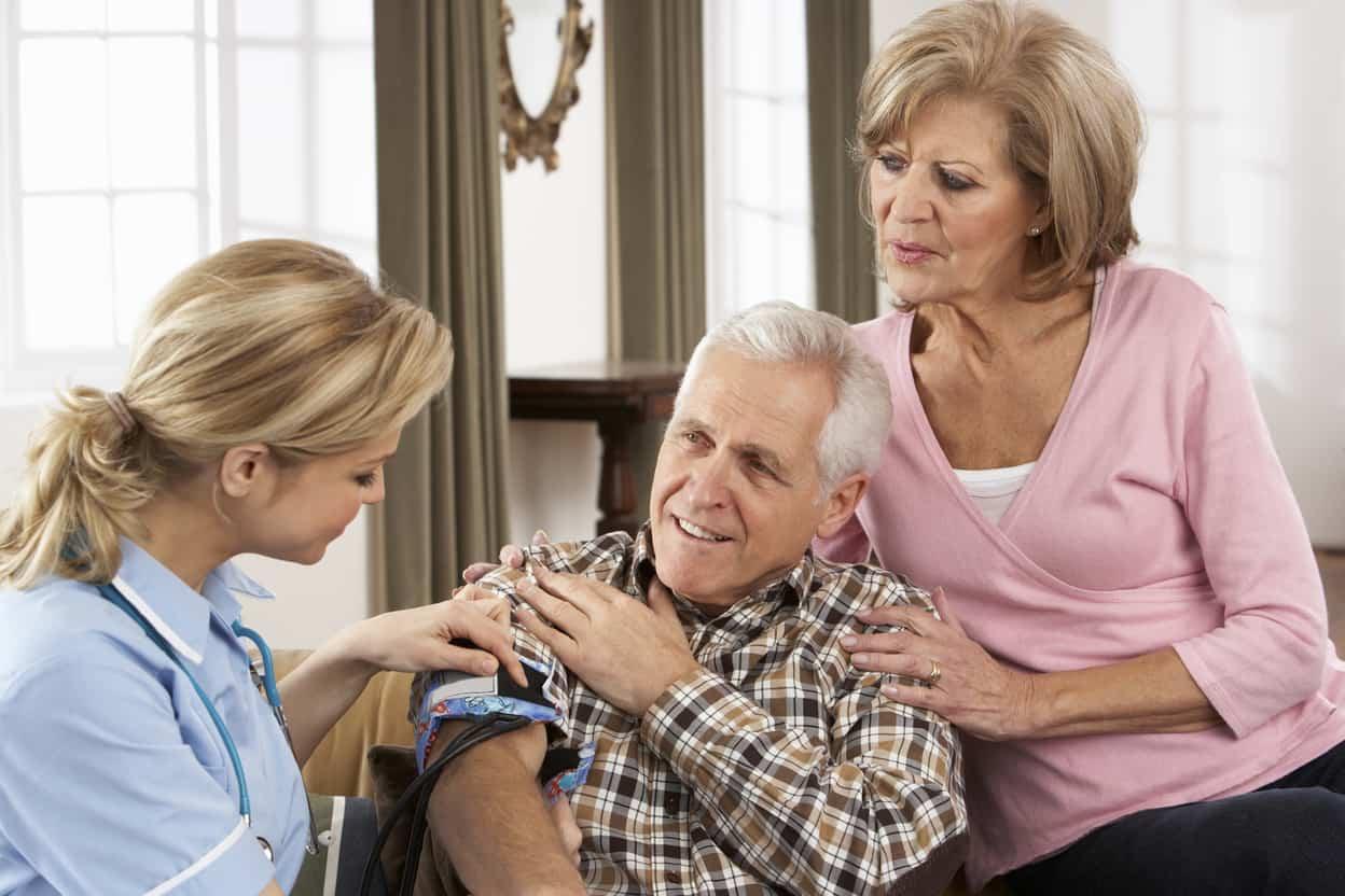 senior home care medicare coverage